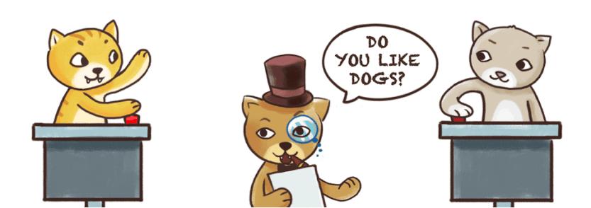 The Quiz Cat plugin.