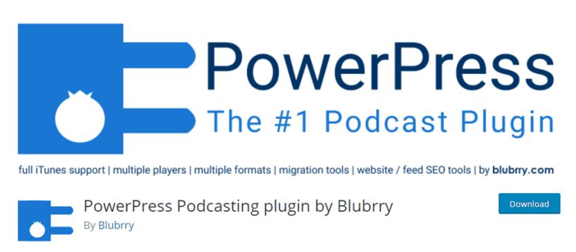 blubrry powerpress