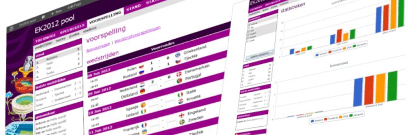 The Football Pool WordPress plugin.