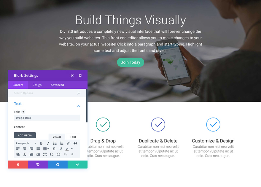 using-visual-builder-2-2