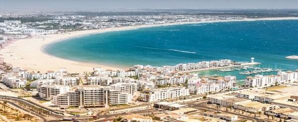 Marrakech to Agadir Day trip