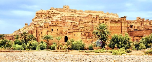 Kasbah Ait ben haddou Day trip