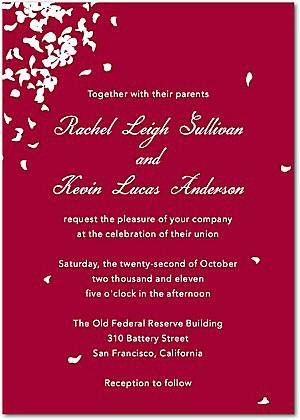 Choose Christmas Themed Wedding For