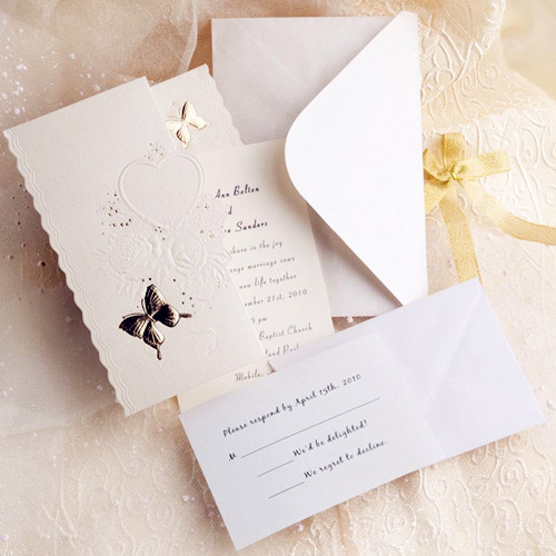 Top 5 Erfly Wedding Invitations And Cakes