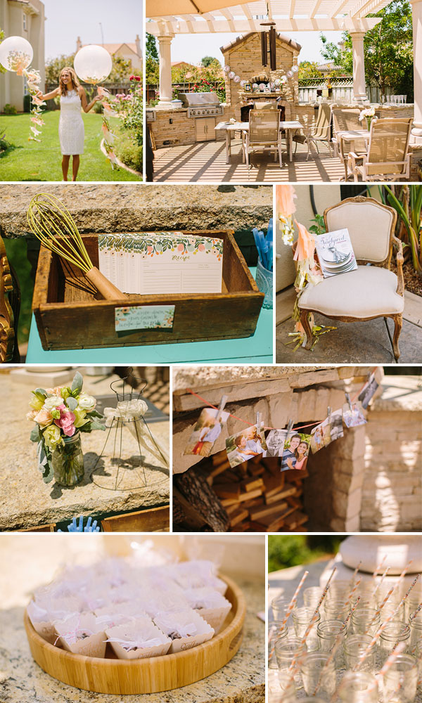 Bridal Shower Themes And Decorations