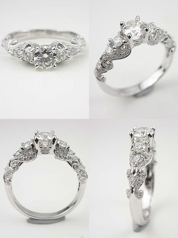 20 Stunning Wedding Engagement Rings That Will Blow You ...