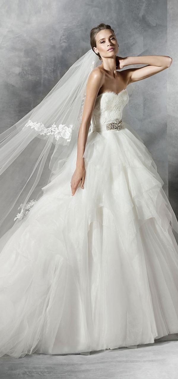 Pronovias Wedding Dresses 2016 Collection Part 2