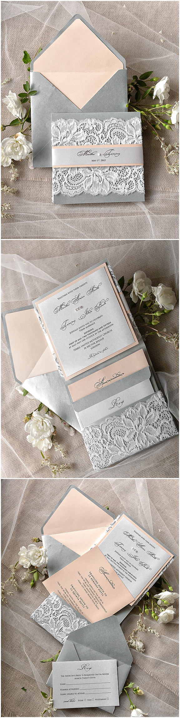Top 10 Rustic Wedding Invitations To