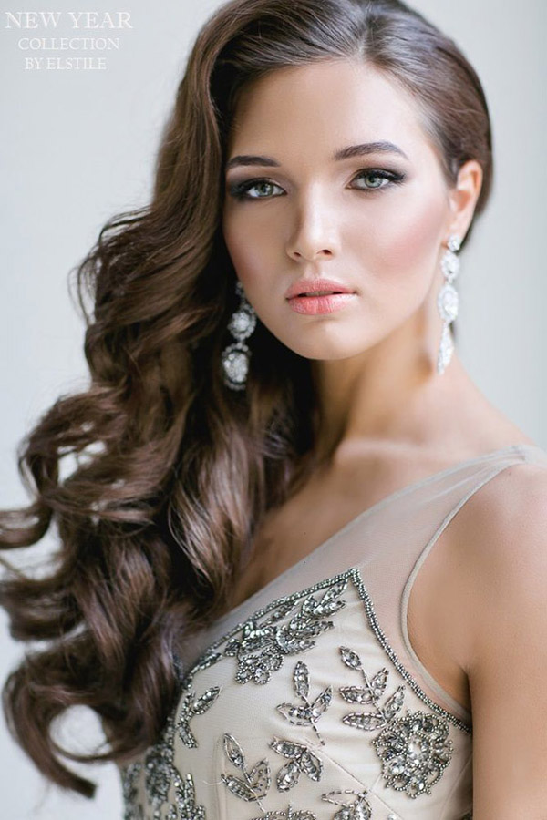 stunning wedding hair and makeup ideas
