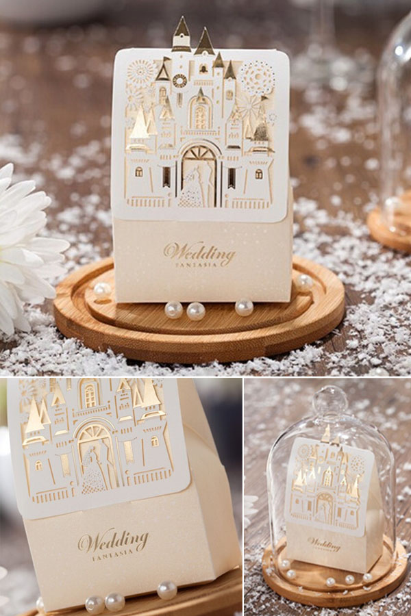 Laser Cut Wedding Decor