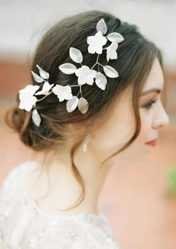 20 Drop Dead Bridal Hair Styles Amp Wedding Accessories