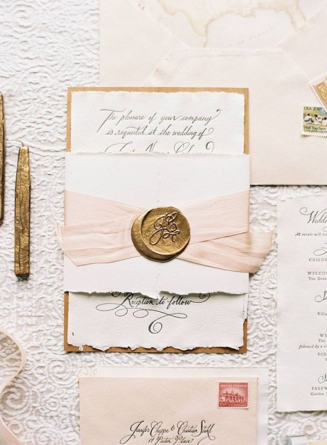 Diy Wedding Ideas How To Enhance Your Invitations With Wax