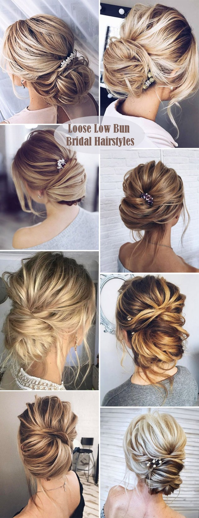 31 drop-dead wedding hairstyles for all brides