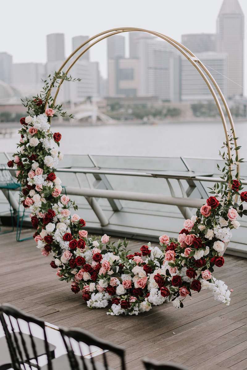 25 Inspirational Wedding Ceremony Arbor & Arch Ideas ...