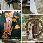 7 Awesome Colors That Are Great For A Sunflower Wedding Theme Elegantweddinginvites Com Blog