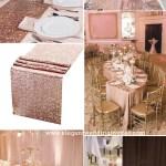 20 Unique Rose Gold Wedding Table Decoration To Inspire Elegantweddinginvites Com Blog