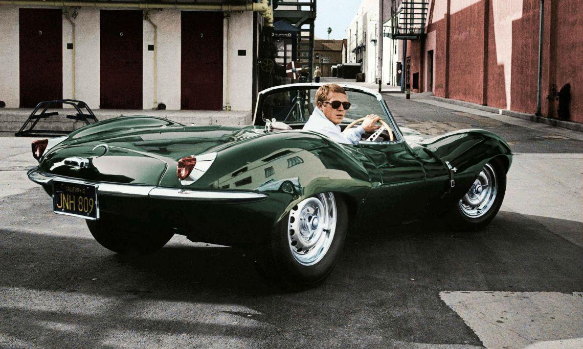 steve-mcqueen-jaguar-xkss-green