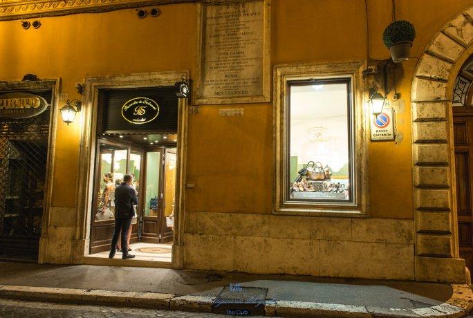 Eleganza del Gusto - The Club - Roma
