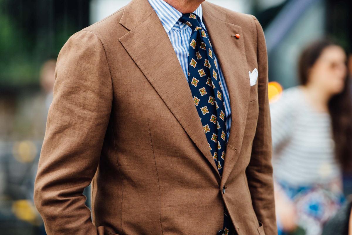 La giacca napoletana: il simbolo della tradizione sartoriale