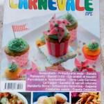 Dolci e ricette di Carnevale: rivista in edicola