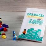 Organizzare con i lego: il design della copertina e il libro
