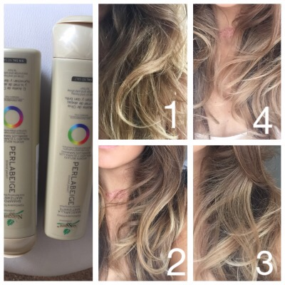 Naissant PerlaBeige review before and after