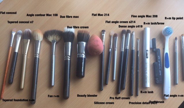 mac brush beaut blender brush review