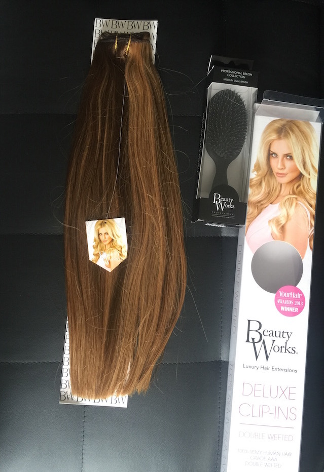 beauty works hair extensions review blondette