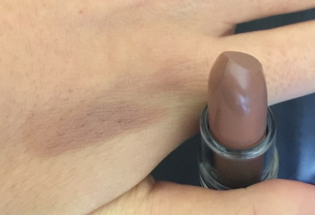 NYX Butter swatch