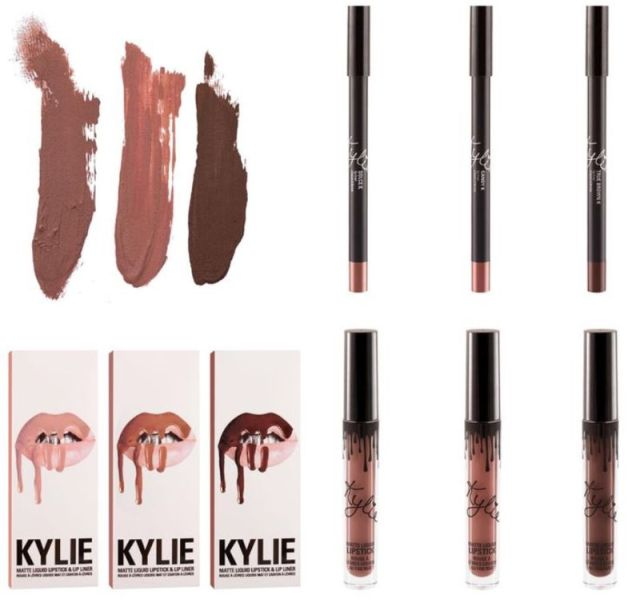 kylie jenner lip kit dupe review