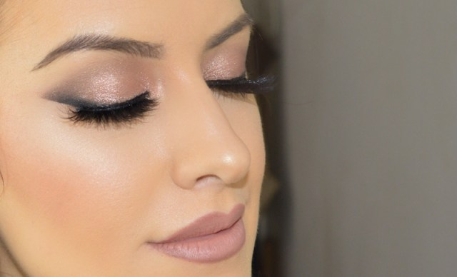 how to create harsh kylie jenner smokey liner