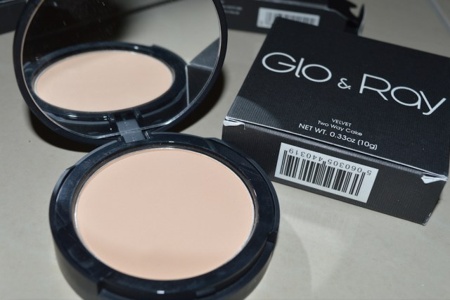 glo & ray review powder