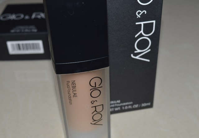 Glo & Ray review foundation