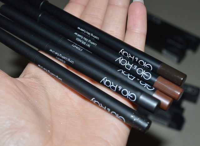 Glo & Ray review eyeliners
