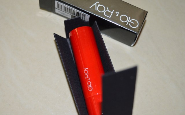 Glo & Ray Le Amo lipstick review