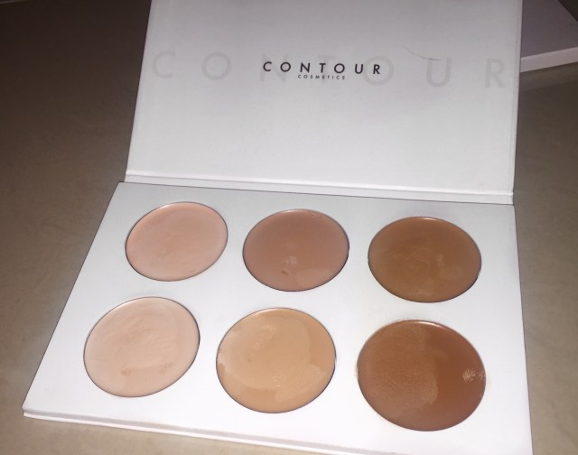 contour cosmetics review