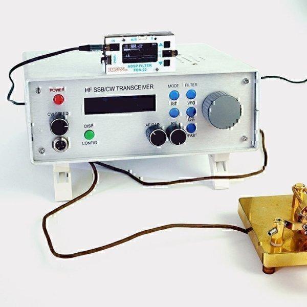 funtronics audio dsp filter with juma transceiver