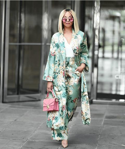 pajama sleep wear style trend