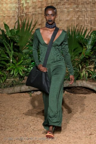 Kampala fashion Week Gloria Wavamunno