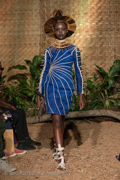 Kampala fashion Week musema robert