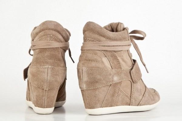 sneaker wedge trend