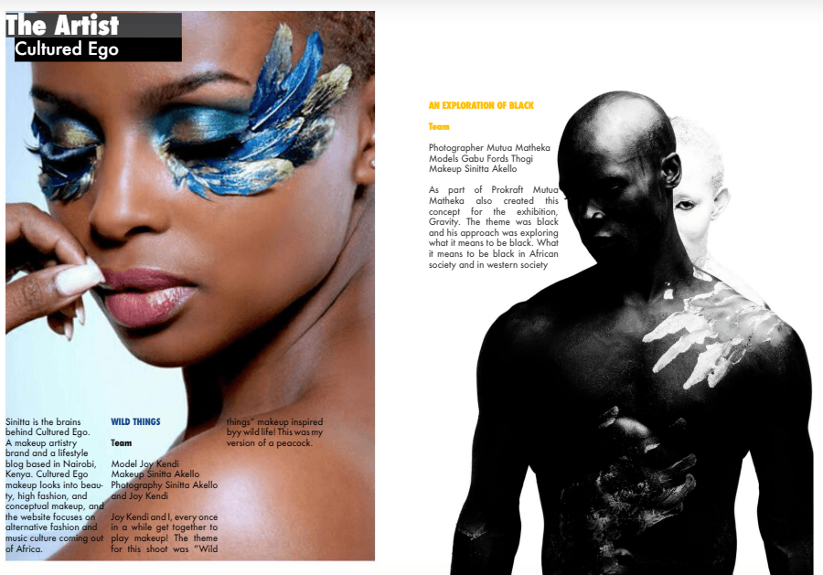 Be Afrika Magazine
