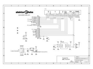 BBC micro:bit Tboard  weather station (150652)  Elektor LABS