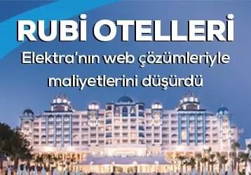 Rubi Otelleri ElektraWeb