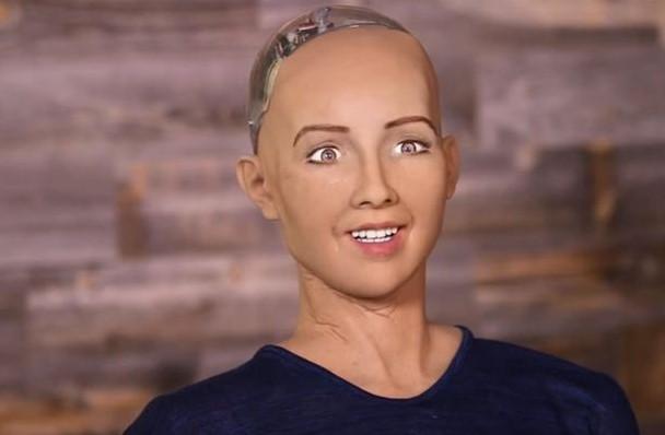 AI Sophia
