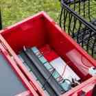 Elektrofrosch Rikscha VM5