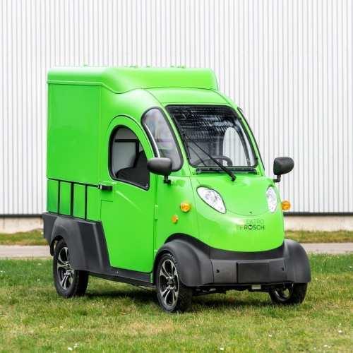 Elektrofrosch MAX 16 - Amtlicher Prüfbericht zur Leistung unserer Fahrzeuge