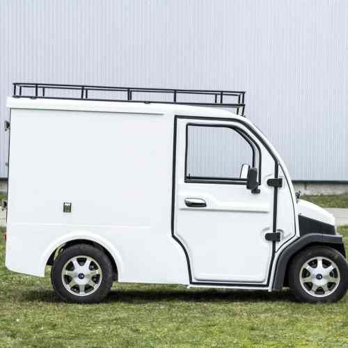 Elektrofrosch Bob Transporter 2 1 - Amtlicher Prüfbericht zur Leistung unserer Fahrzeuge