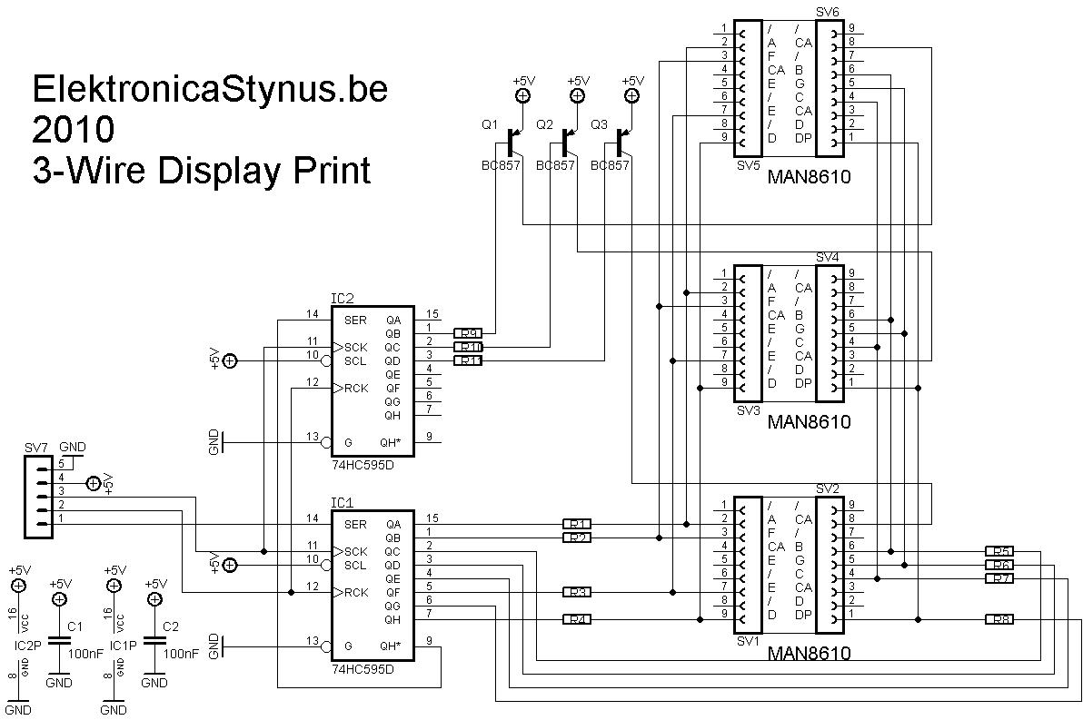 Elektronica Stynus Gt Projecten Gt Scheidingstransformator V2