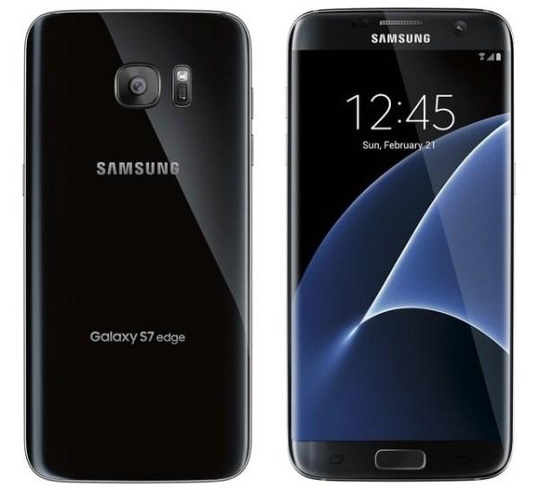 Telefon Samsung Galaxy S7 černý